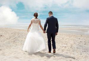 white blue honeymoon beach
